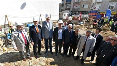 Bursa Karacabey Barınma ve Aşevi projesinin temeli atıldı!