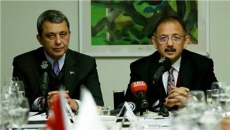 'Türkiye'de inşaat sektörü çok canlı ve etkili'