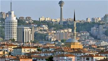Ankara'da 5 yıllığına kiralık kapalı alan!