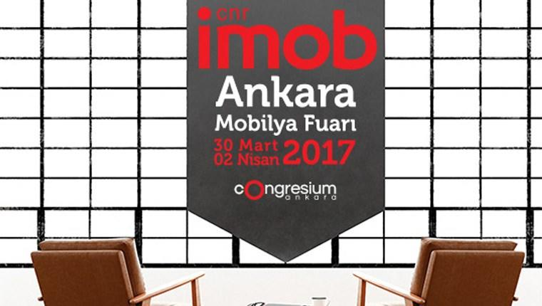CNR İMOB Fuarı 30 Mart'ta Ankara'da açılıyor!
