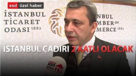 İTO Başkanı İbrahim Çağlar'dan ESD'ye özel teşekkür!