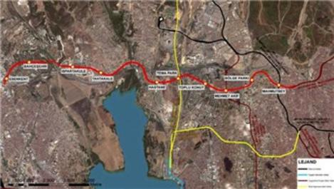 Mahmutbey-Bahçeşehir-Esenyurt metrosu için ilk adım!