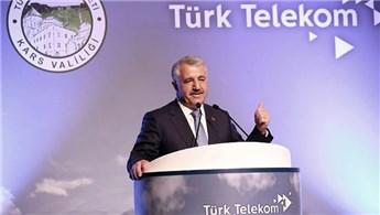 Bakan Ahmet Arslan'dan internet seferberliği müjdesi!