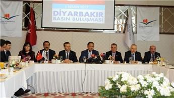 Diyarbakır'a 10 milyar lira yatırım yapılıyor!