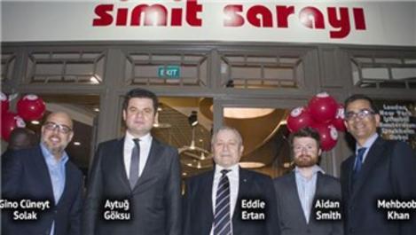 Simit Sarayı yeni şubesini Greenwich semtinde açtı!