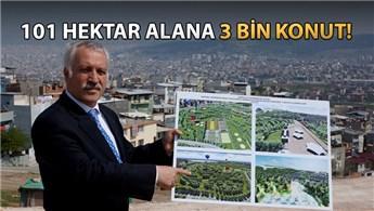 İzmir'de Türkiye'nin en büyük dönüşümü başlıyor!