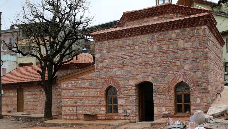 Bursa'daki Baba Sultan Hamamı restore edildi