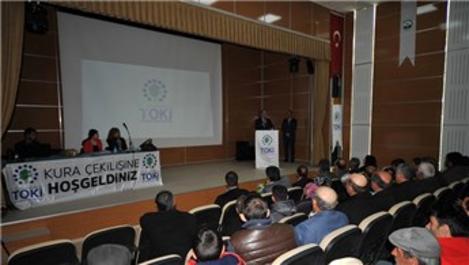 Ardahan'da 113 konutun sahibi belli oldu!