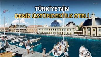 Kıyı İstanbul, 500 milyon Euro'luk yatırımla yükseliyor