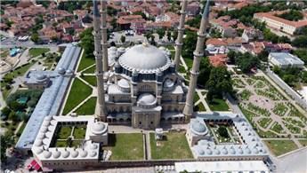 Selimiye Camisi, son zamanların ziyaretçi rekorunu kırdı