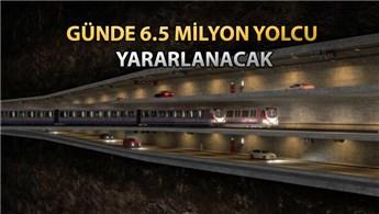 Üç Katlı Büyük İstanbul Tüneli için 4 teklif geldi