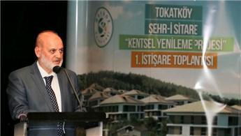 Kentsel yenileme projesi Tokatköy Şehr-i Sitare görücüye çıktı