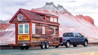 Mobil ev sayesinde gittiğiniz her yere eviniz de gelecek
