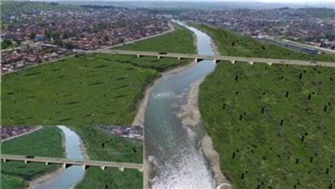 Bursa'da Kirmasti çayı üzerine 3. Köprü yapılacak!