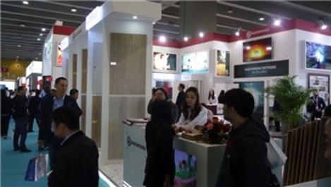 Kastamonu Entegre, ürünlerini Çin'de tanıttı!