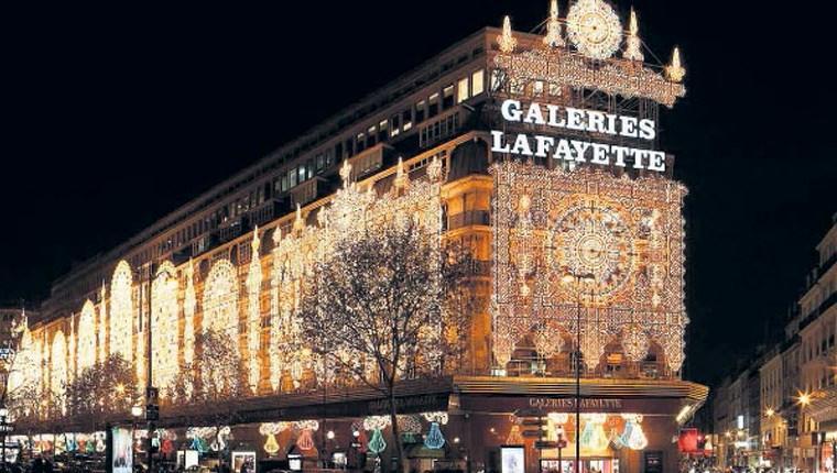 Galeries Lafayette, Emaar Square ile Türkiye'ye geliyor