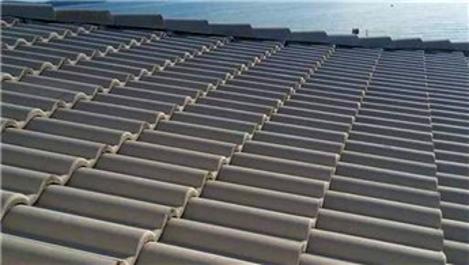 Megaron'un çevreci çatı ürünleri dikkat çekiyor!