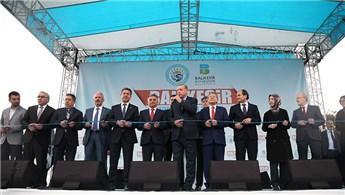 TOKİ, Balıkesir'e 1 milyon liralık yatırım yaptı!