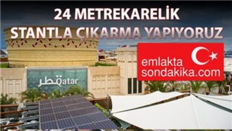 Emlaktasondakika, Expo Turkey by Qatar'a katılıyor!