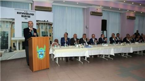 Recep Altepe 'Türkiye büyüyor, Bursa gelişiyor'