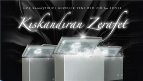 Uğur Soğutma'nın UED 210 Gümüş A++ ürünü satışta!