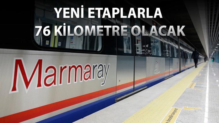 Marmaray, Türkiye'nin iki katından fazla insan taşıdı!