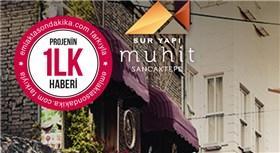 Sur Yapı, Muhit Sancaktepe'de ön talep topluyor
