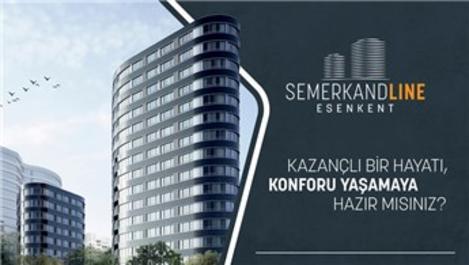 Semerkand Line Esenkent'te satışlar başladı
