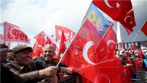İstanbul Buluşması için vatandaş Yenikapı'ya gelmeye başladı