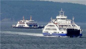 Dikili-Midilli Adası feribot seferleri 25 Nisan'da başlıyor