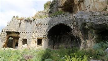 Hatay'da Romalılardan kalan tünel turizme kazandırılacak