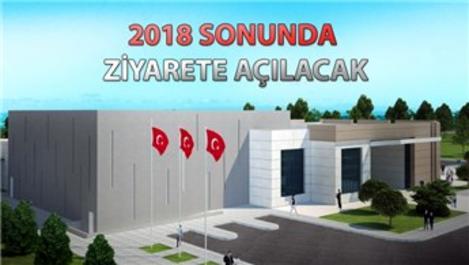 15 Temmuz Müzesi'nin mimari projesi belli oldu