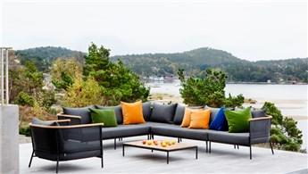 L'unica, bahçe mobilyalarında 2017 trendlerini açıkladı!