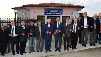 Bursa Kirazlı Mahalle Konağı açıldı!