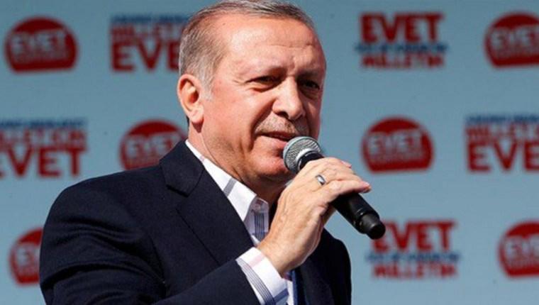 Cumhurbaşkanı Erdoğan'dan Çorum'a doğalgaz müjdesi