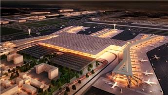 3. Havalimanı'nda inşaatın yarısı tamam!