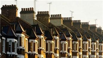 İngiltere'de konut fiyatları yıllık bazda yüzde 5,8 yükseldi
