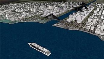 'Kanal İstanbul projesi üzerinde 5 adet köprü olacak'