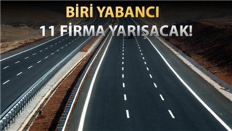 Ankara-Niğde Otoyolu projesinin ihalesi 14 Nisan'da!