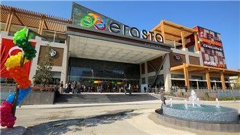 Edirne'nin yeni AVM'si Erasta hizmete açıldı!