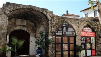 472 yıllık Hafsa Sultan Kervansarayı müzeye dönüştürülecek