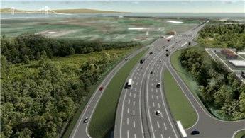 Kuzey Marmara Otoyolu için imar planı not değişikliği
