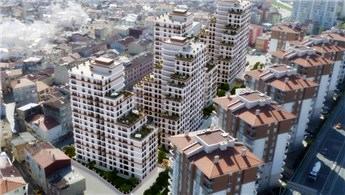 Ömür İstanbul, Esenler'in ilk lüks konut projesi olacak