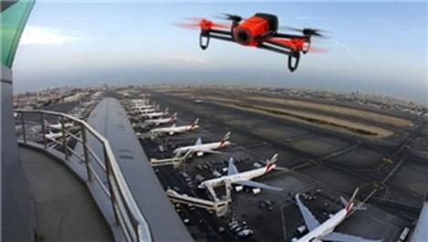 Atatürk Havalimanı'na 'dronesavar' alındı