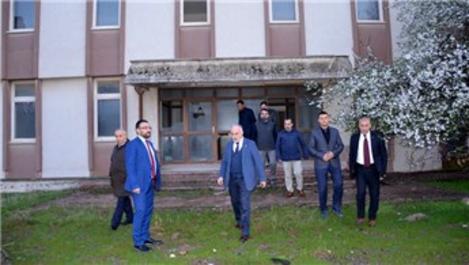 Kızılay'ın afet konutları Malatya'da üretilecek