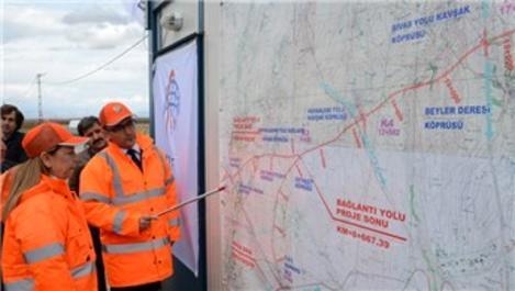Malatya Kuzey Çevre Yolu, şehir trafiğini rahatlatacak