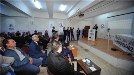 TOKİ, Kırıkkale Balışeyh'te 118 konutun sahiplerini belirledi!