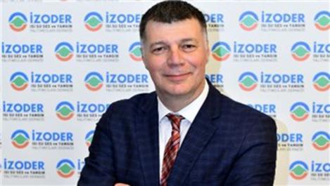 İZODER'in yeni başkanı Levent Pelesen oldu