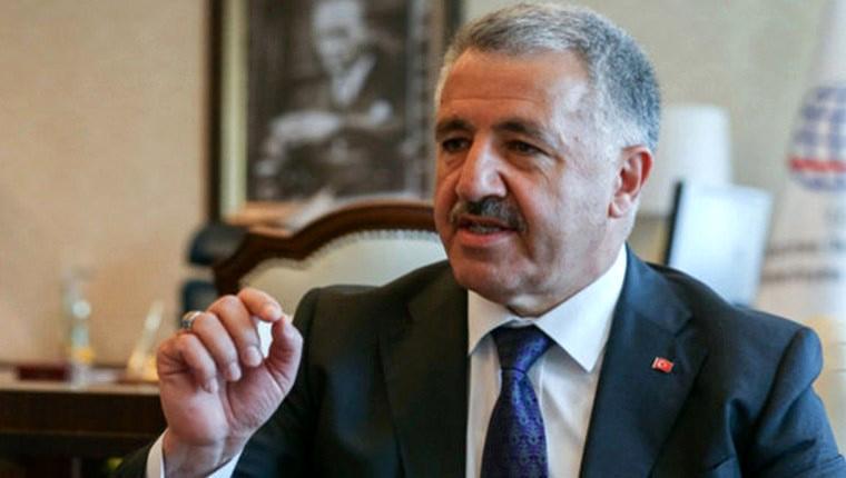 Bakan Arslan, Ankara-Niğde otoyolu ihalesini değerlendirdi