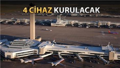 Havaalanlarının güvenliği için tomografili önlem!